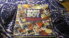 GAME BOY OFFICIAL NINTENDO PLAYER'S STRATEGY GUIDE 130+ GAMES 1991