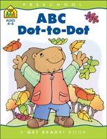 ABC Dot-to-Dot by Joan Hoffman