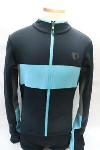 New Pearl Izumi Mens Elite Escape Thermal Cycling Bike Medium Jersey Long Sleeve
