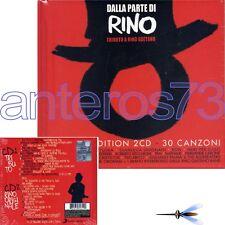 DALLA PARTE DI RINO GAETANO SPECIAL ED CD- PATTY PRAVO ROBERTO VECCHIONI RON PFM