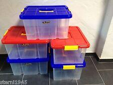 15X Eurobox Stapelbox Lager-Box Kiste mit Deckel 44x35x24cm Neuware Aufbewahrung