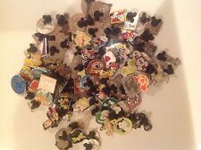 Disney Trading Pin lot of 25 No Duplicates Free Fast US Shipping