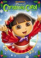 Dora the Explorer: Doras Christmas Carol Adventure (DVD, 2009) Xmas Children's