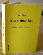 Poetry Hardcover Antiquarian Collectible Books In German
