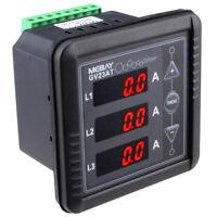 Brand New GV23AT Generator Digital Display Three-Phase AC Current Test Meter