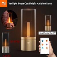 Xiaomi Yeelight Candela LED Smart Kerzenlicht Atmosphäre Nacht Lampe APP Control