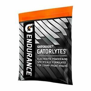 Gatorade Endurance Gatorlytes Powder, Unflavored, 0.12 oz. Pouches, 20 Count