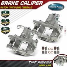 2x Rear Brake Calipers for Chrysler Town & Country Dodge Grand Caravan 2008-2012