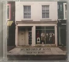 Mumford and Sons - Sigh No More (CD) New Sealed, Free P&P