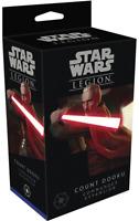 Count Dooku Commander Expansion Star Wars: Legion FFG NIB PRESALE SHIPS 11/15!