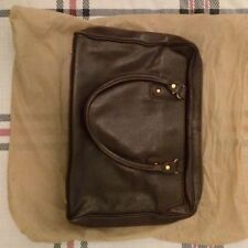 Unbranded Leather Water Resistant Bags & Briefcases for Men