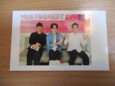 Mwave Meet & Greet SG Wannabe Photocard Photo Card