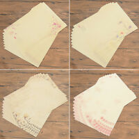 Random DIY Writing Letter Paper Multi Pattern Chinese Style Student Stationery