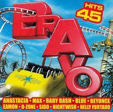 BRAVO HITS 45 / 2 CD-SET - TOP-ZUSTAND