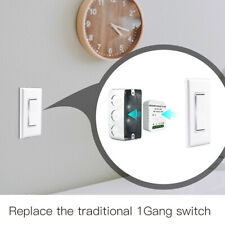 DIY Smart WIFI Light Switch 3-Way/Single Pole Hands-free APP Remote Control Home