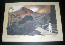 Oingo Boingo Dark End Of Tunnel 1990 Vintage Record Store Promo Display Poster