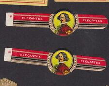 Ancienne  Bague de Cigare BN100930 Homme Elgantes