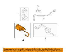 TOYOTA OEM 07-11 Camry-Vapor Canister Fuel Gas Emission 7774007020