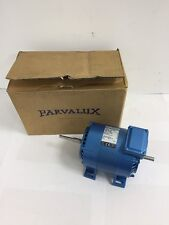 Nuevo parvalux 125w SD18 AC Motor Eléctrico 3 fases 1400RPM 4 polos 50Hz W10335