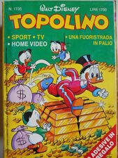 Topolino n°1735 [G.276] - BUONO –