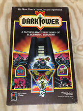DARK TOWER Board Game NEW MOTOR PROFESSIONAL CLEAN EUC -100% COMPLETE - New