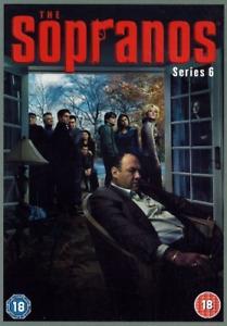 Sopranos: Series 6 Part 1 [DVD Region 2 UK], Good DVD, Edie Falco, Lorraine Brac