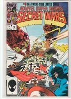 Secret Wars #9 Avengers X-men Spiderman Wolverine 9.6