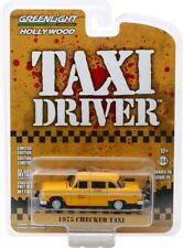 Greenlight Hollywood 26 Taxi Driver 1975 Checker Taxi Cab