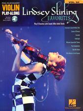 Lindsey Stirling Favorites Violin Play-Along 64 Violine Geige Noten Download Cod