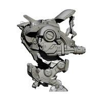 110mm Resin Figure Model Kit Robot Beauty Soldier Machine Unpainted W7I8