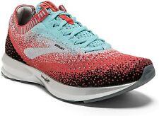 Brooks Womens Levitate 2 Running Shoes - Coral/Blue/Black - B Width (Standard)
