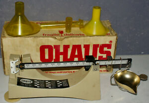 Ohaus 505 Precision Reloading Powder and Bullet Scale