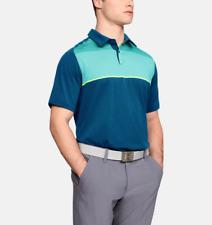 Under Armour Men's Ua Threadborne Infinite Golf Polo Shirt New 1306114 Size L