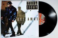 "Bobby Brown - Get Away (1993) Vinyl 12"" Single • PROMO •"