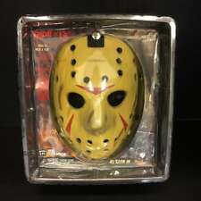 NECA Friday the 13th Part 3 JASON VOORHEES PROP REPLICA MASK 2012 NIB NEW