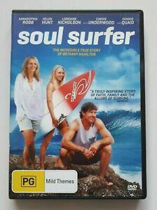 Soul Surfer - Dennis Quaid  -  PAL DVD Region 4