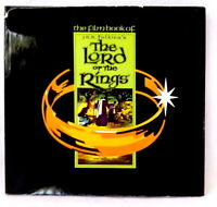 The Film Book of J.R.R. Tolkien's the Lord of the Rings Part 1 used hardcover