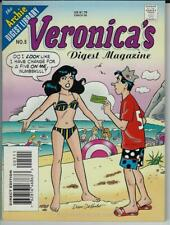 Veronica's Digest Magazine #5 VF/NM; Archie | save on shipping - details inside