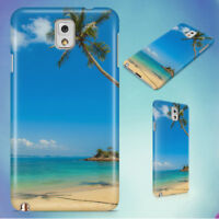 BEACH VACATION SAND SUMMER HARD CASE FOR SAMSUNG GALAXY PHONES