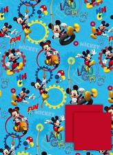All Occasions Mickey Mouse Wrapping Paper