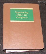 Law Journal Press  REPRESENTING HIGH-TECH COMPANIES #648 (2003)