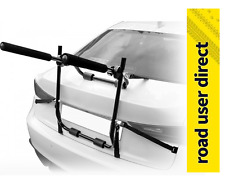 Summit Universal Rear Mounted Cycle Bike Carrier for 2 Bikes Estates Hatch 4x4
