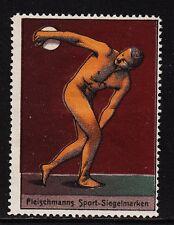 49340/ Reklamemarke - Fleischmanns Sport-Siegelmarken