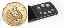 2008 SPECIMEN SET - ROYAL CANADIAN MINT 7-COIN SET - SPECIAL COMMON EIDER DOLLAR