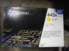 New ! Genuine HP Color LaserJet 4700DN 4700N 4700PH+ Yellow Toner Q5952A HP 643A