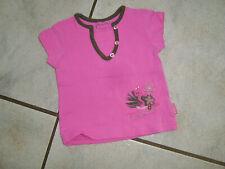 =Traum T-Shirt PAMPOLINA Gr.68 pink khaki Jungle Paradise 20 Salamander wNeu