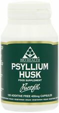 Psyllium Bucce in polvere 400mg in Vegetali Capsule - 120 CAPS