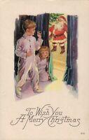 Christmas - To Wish You a Merry Christmas - Santa Claus 04.09