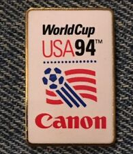 1994 Fifa World Cup Pin ~ Football Soccer ~ Sponsor ~ Canon