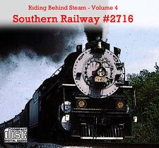 Train Sound CD: Southern Railway 2716